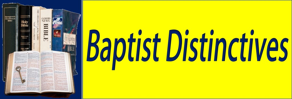 Baptist Distinctives1